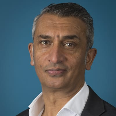8. Dr Gordon Sanghera