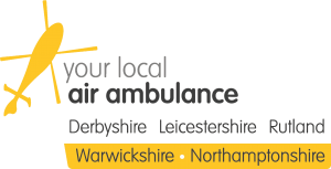 Air Ambulance of Derbyshire Logo