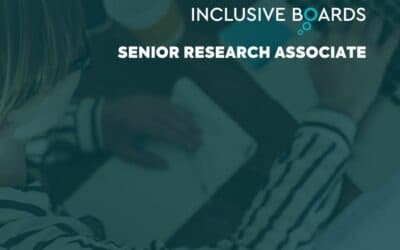 Senior Research Associate